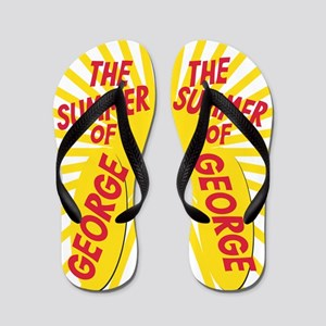 Funny Seinfeld TV Show Summer Of George Flip Flops