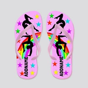 Super Star Gymnast Flip Flops