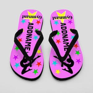 Gymnast Winner Flip Flops