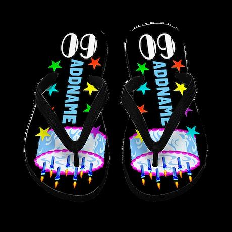 Fabulous 60th Flip Flops