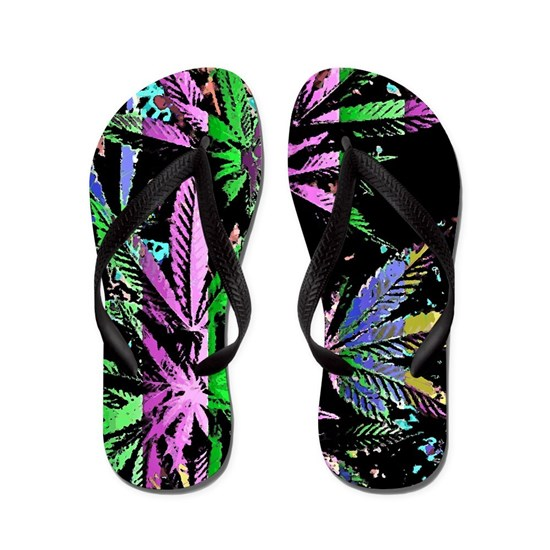 c548af0beaff Home · marijuana · Accessories · Flip Flops  Pop Pot Flip Flops. Pop Pot