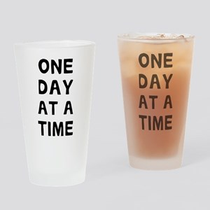 One Day Drinking Glass