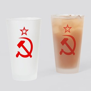 Soviet 2 Drinking Glass