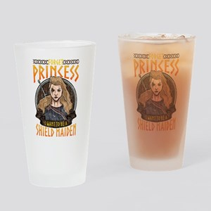 Forget Princess I Want To Be A Shie Drinking Glass
