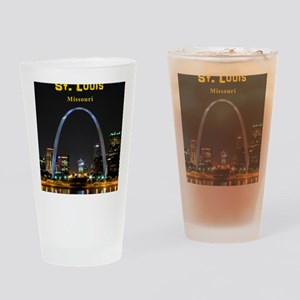 St Louis Gateway Arch Drinking Glass