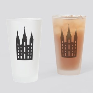 Salt Lake Temple Drinking Glass