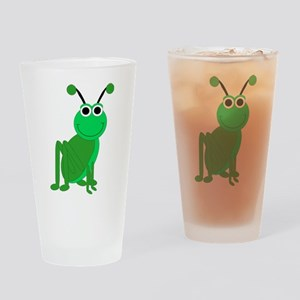 Grasshopper Drinking Glass