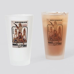 Sultry Sisters Pint Glass