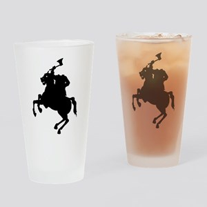 Headless Horseman Drinking Glass