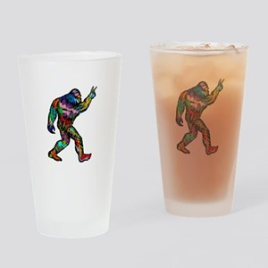 PEACE UP Drinking Glass