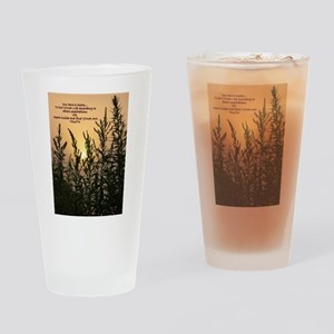 Sunrise Sand Drinking Glass
