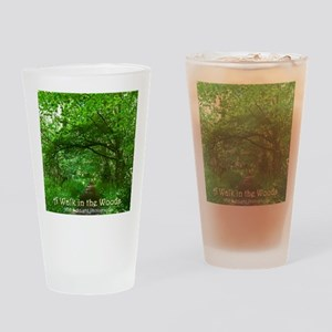Woodland Trail Drinking Glass