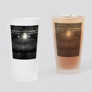 Ghost Light Drinking Glass