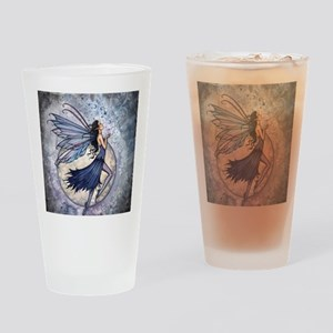 Midnight Blue cp Drinking Glass