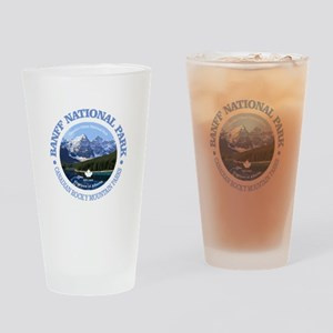 Banff National Park Drinking Glass