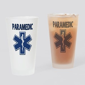 Paramedic EMS Drinking Glass
