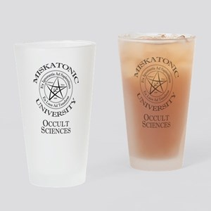 Miskatonic - Occult Drinking Glass