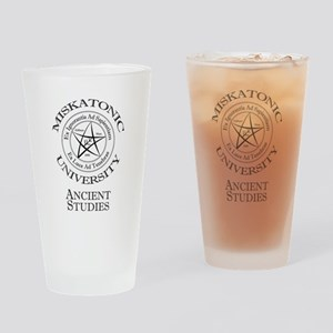 Miskatonic-Ancient Drinking Glass