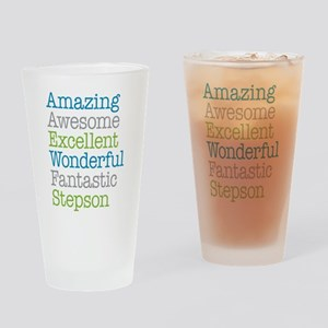 Stepson - Amazing Fantastic Drinking Glass
