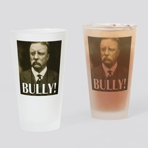 Theodore Roosevelt Drinking Glass