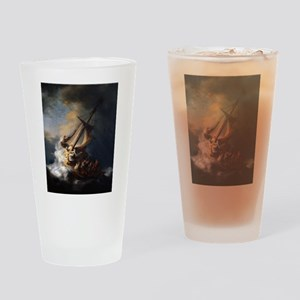 Life of Jesus Drinking Glass