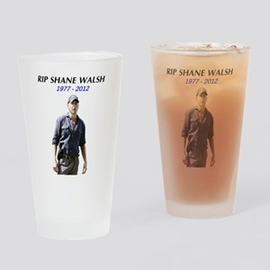 RIP Shane Walsh Drinking Glass