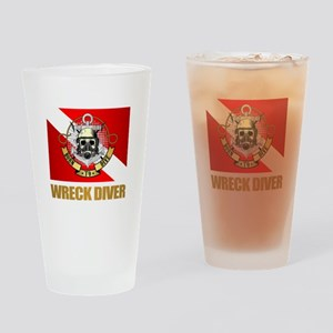 Wreck Diver (BDT) Drinking Glass