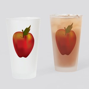 Apple Drinking Glass