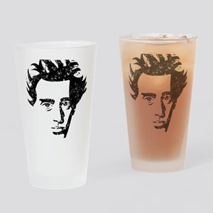 Kierkegaard_k Drinking Glass