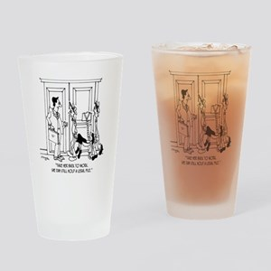 7344_law_cartoon Drinking Glass