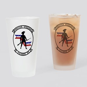 VP 92 Forever Vigilant Drinking Glass