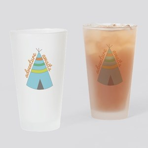 Adventure Drinking Glass