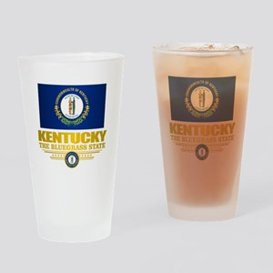 Kentucky Pride Drinking Glass