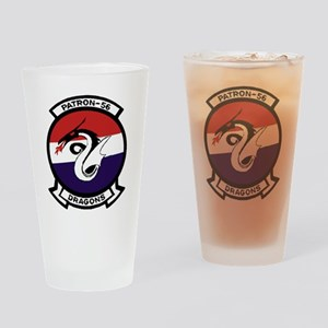 VP 56 Dragons Drinking Glass
