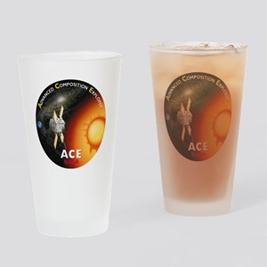 ACE Logo Drinking Glass