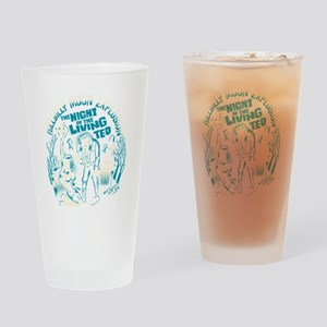 LivinTed_separacion_color_no_black Drinking Glass