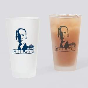 Agent Coulson Drinking Glass