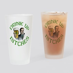 DrinkUp Bitches Drinking Glass