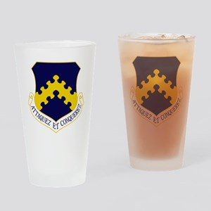 8th FW - Attaquez Et Conquerez Drinking Glass