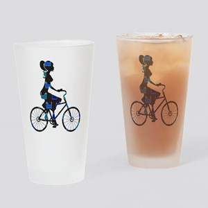 Cycling 165 Drinking Glass