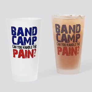 Band Camp 2 Drinking Glass