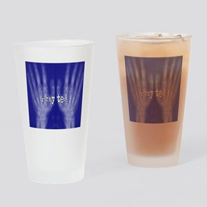 xray tech 10 Drinking Glass