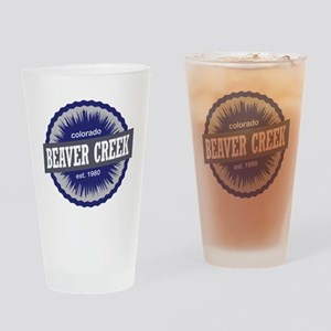 Beaver Creek Drinking Glass