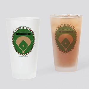 Curveball-W Drinking Glass