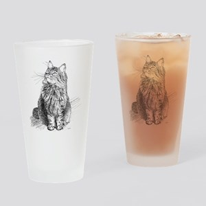 mitty-4in Drinking Glass