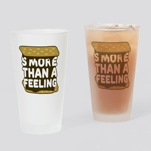 S'more Than a Feeling Drinking Glass