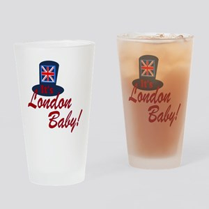 London Baby Drinking Glass