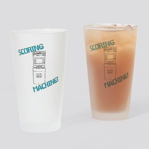 Scoring Machine Drinking Glass