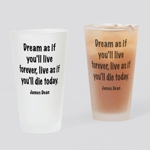 dreamasif Drinking Glass
