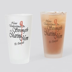 MCMompinkSWrd Drinking Glass